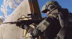 BR56 Designated Marksman Rifle