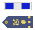 UNSC-CG Chief Warrant Officer Three