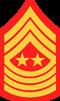 UNSC-MC Command Sergeant Major