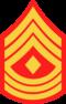 UNSC-MC First Sergeant
