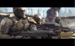 UNSC Marines