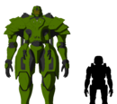 M84B Dire Wolf All Terrain Armoured Assault Suit
