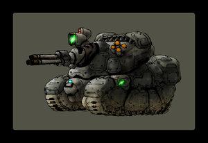 Hawat class Light Tank by Jager375