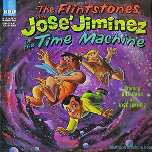 FlintstonesJoseJimenezTimeMachineLPFrontMain