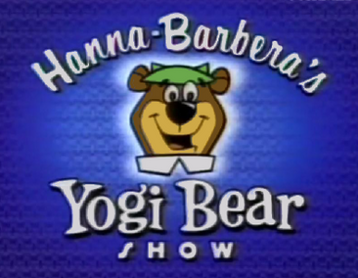Yogi Bear Show title card