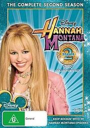 200px-Hannah Montana The complete Second Season
