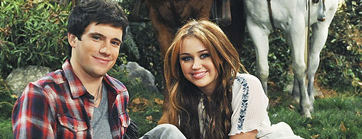 "who was hannah montana's boyfriend in the episode "" When You Wish ..."