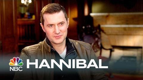Hannibal - Richard Armitage (Interview)