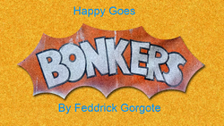 Happy Goes Bonkers Title Card