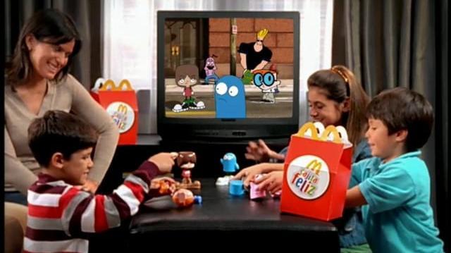 McDonald's Mixed Up World