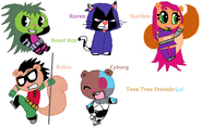 Teen Tree Friends Go!