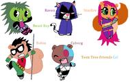 Teen Tree Friends Go!