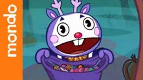 Happy Tree Friends Halloween Web-Fright - Out of Sight..
