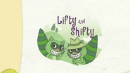 Lifty and Shifty's Season 2 Intro