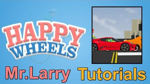 How to make a Car Happy Wheels Level Editor Complete Tutorial Ep. 18