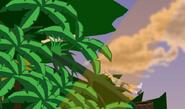 Ape log cannon