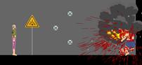 Danger, explosives