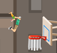 Ghetto dunking