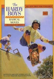 Radical Moves 1992 cover