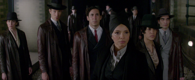 File:Seraphina Picquery and Aurors.png