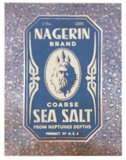 Nagerin Brand Coarse Sea Salt