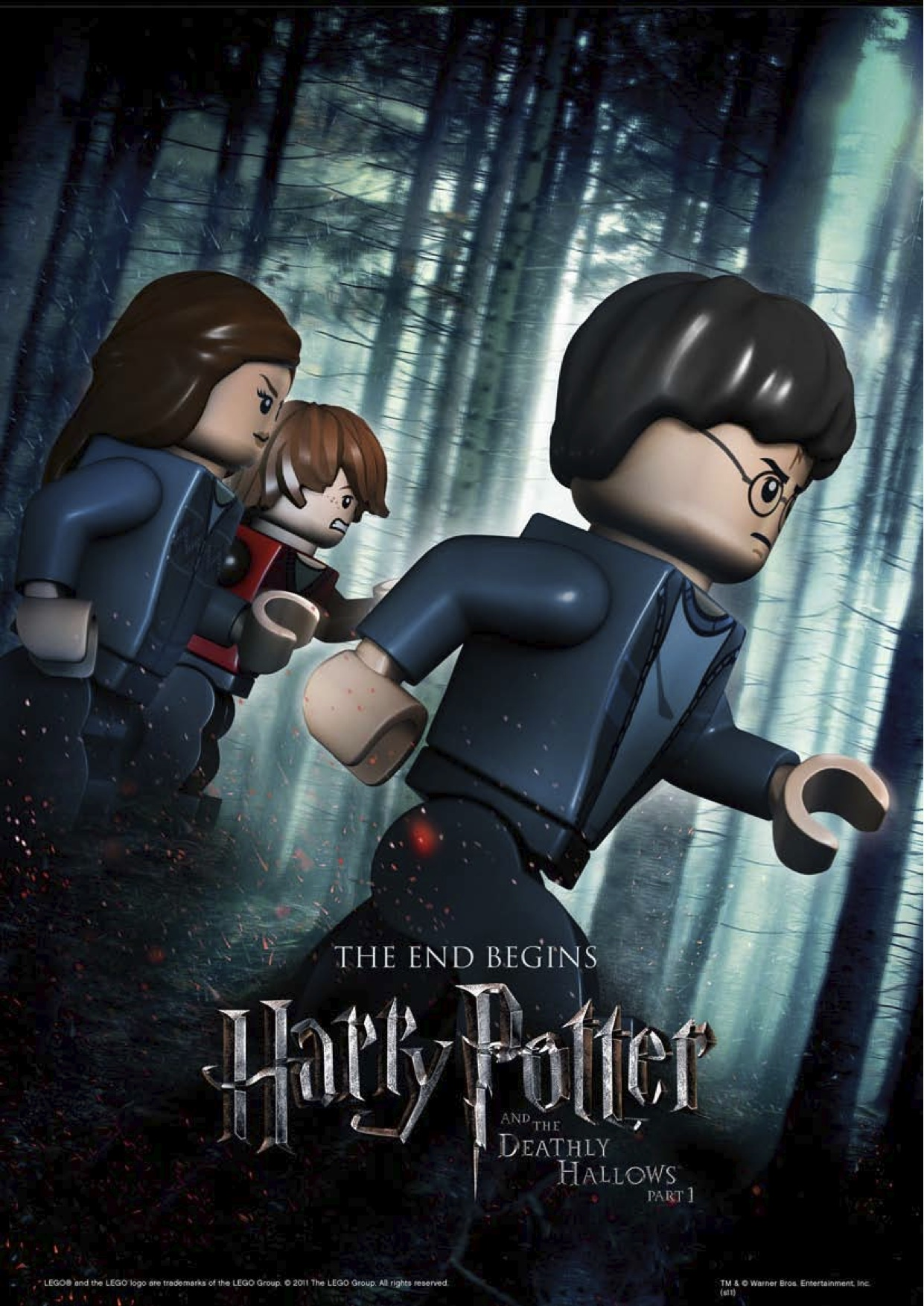 Image - LEGO Harry Potter and the Deathly Hallows part 1 ...