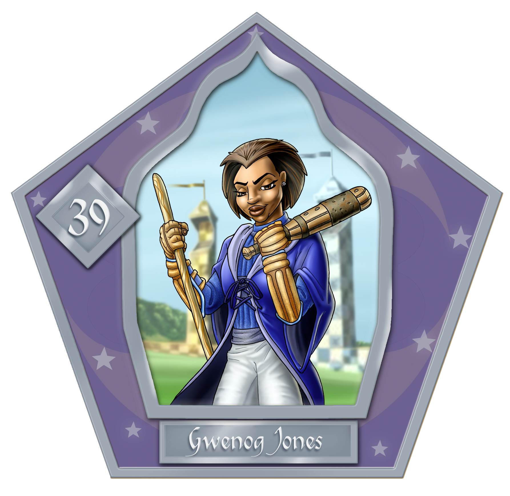 Gwenog Jones-39-chocFrogCard