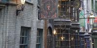 Diagon Alley Arts Club