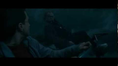 Harry Potter and the Deathly Hallows part 1 - Battle of the seven Potters (HD)