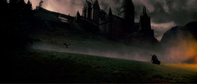 File:Snape duelling with Harry Potter.JPG