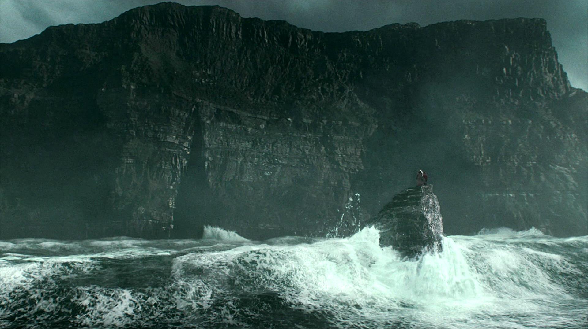 Image result for harry potter cliffs of moher