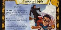 Hufflepuff Match (Trading Card)