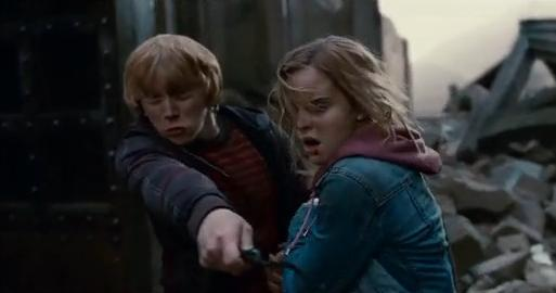File:Ron with Pettigrew's wand.jpg