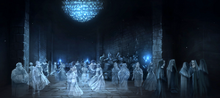 Deathday Party Pottermore