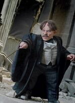 Filius Flitwick battle