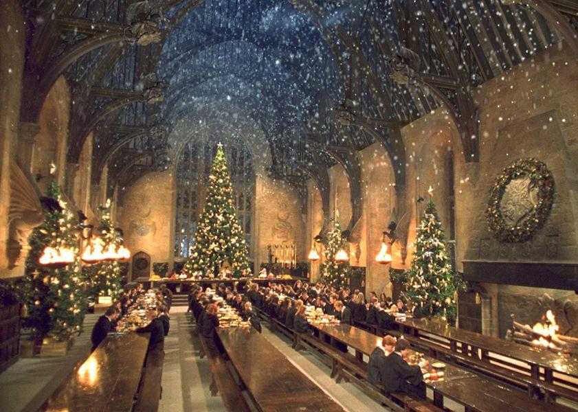 Christmas at Hogwarts | Harry Potter Wiki | FANDOM powered by Wikia