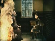 Professor Dumbledore and young Tom Riddle