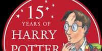 Harry Potter Competition: Celebrating 15 Years of Harry Potter Magic (Bloomsbury Publishing)