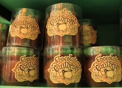 Chocolate Cauldron