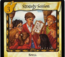Strategy Session (Trading Card)