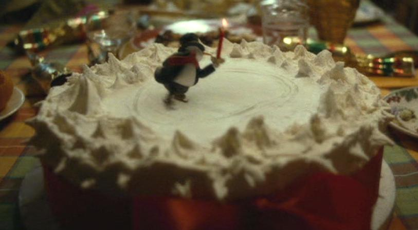 Christmas Cake Harry Potter Wiki Fandom Powered By Wikia