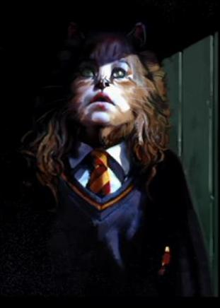 File:Hermione after drinking the Polyuice Potion (Concept Artwork) 01.JPG