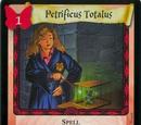 Petrificus Totalus (Trading Card)