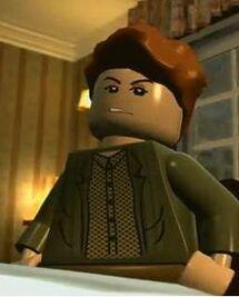 Marge Dursley LEGO