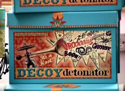 Decoy Detonators (Weasleys' Wizard Wheezes product)