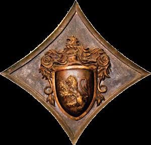 File:Gryffindor™ Crest (Bronze).png