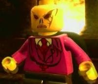 Voldemort (Quirrell) LEGO