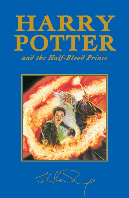 Half-Blood Special Edition