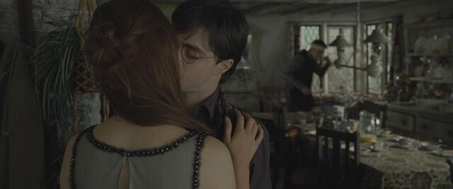 File:Harry & Ginny kissing - Kitchen.JPG