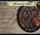 Whomping Willow (Trading Card)